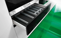 DWD XP und Integra Drawer System
